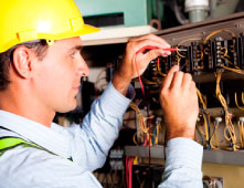 Algo electrical domestic and commercial electrical services