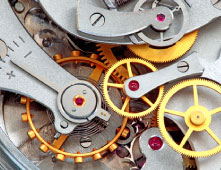 Horological equipment service and repairs
